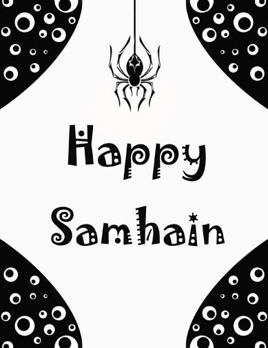 happy samhain (spider) smaller