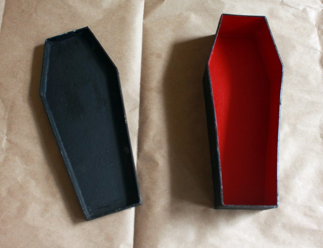mini coffin craft