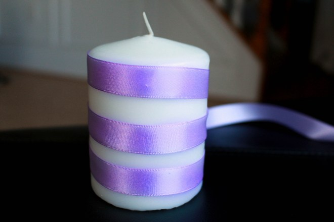 Beltane Beauty Candle