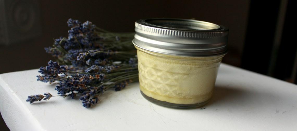 lavender rub