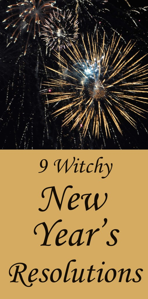 Witchy New Year's Resolutions