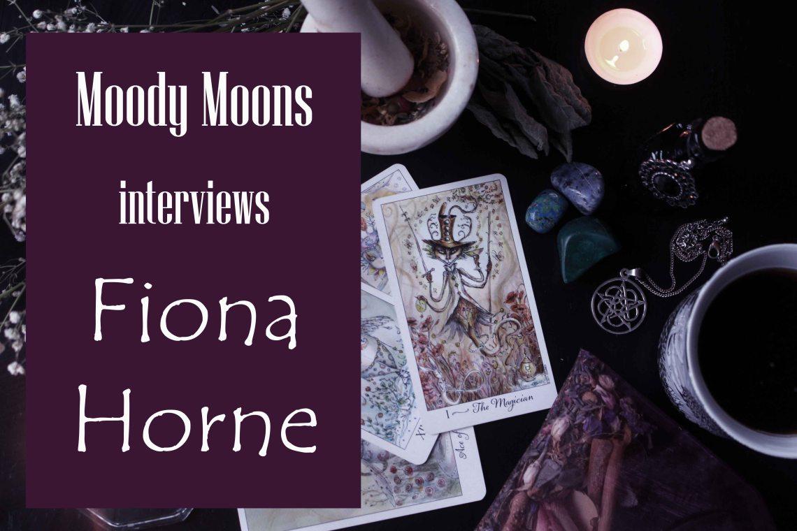Fiona Horne Interview