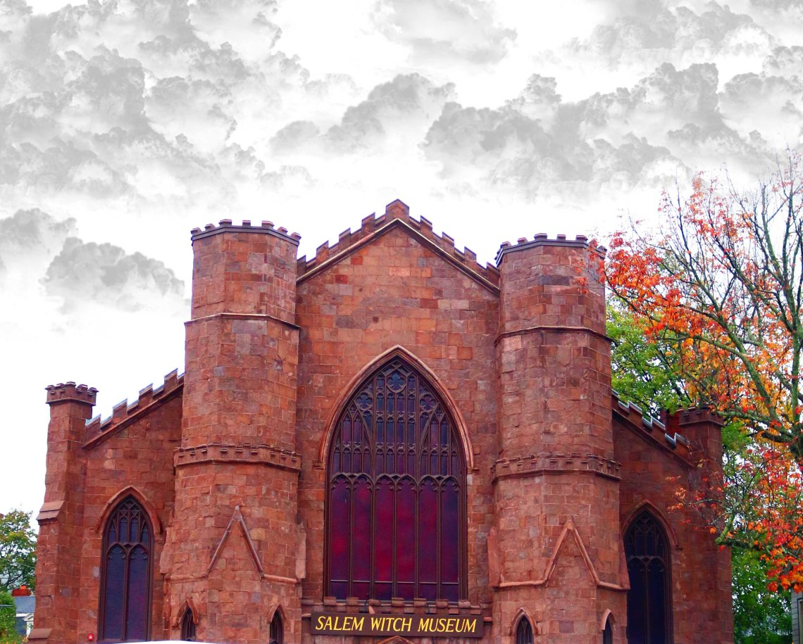 salem witch museum front