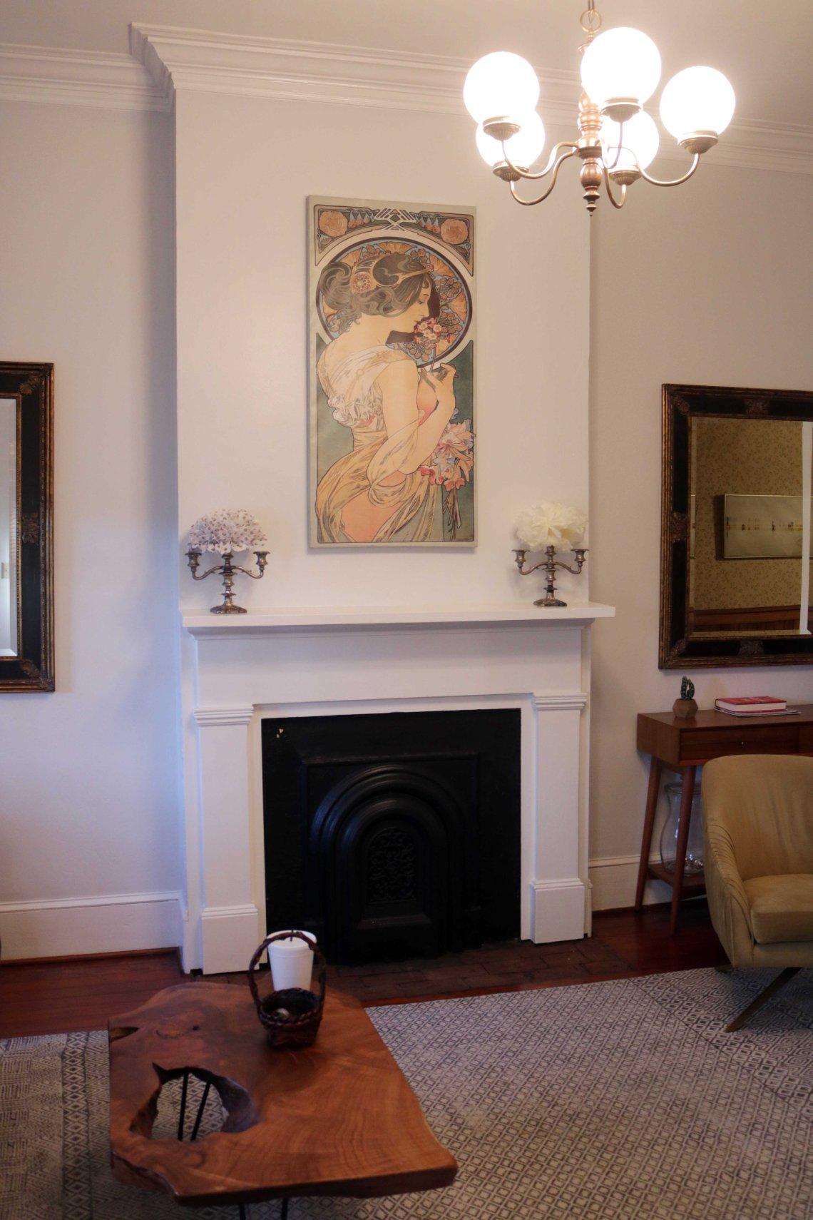Rental in Historic Savannah