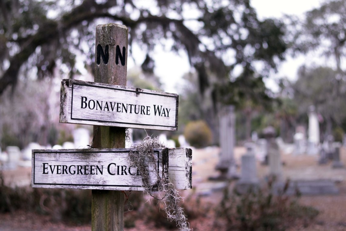 Bonaventure Way & Evergreen Circle