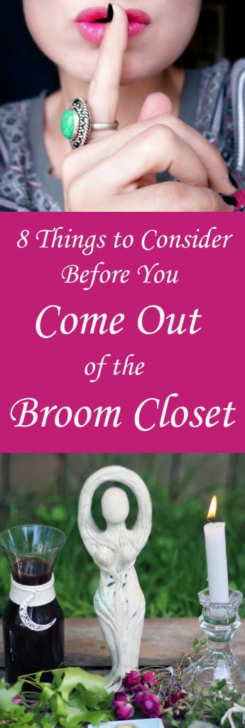 Come Out of the Broom Closet