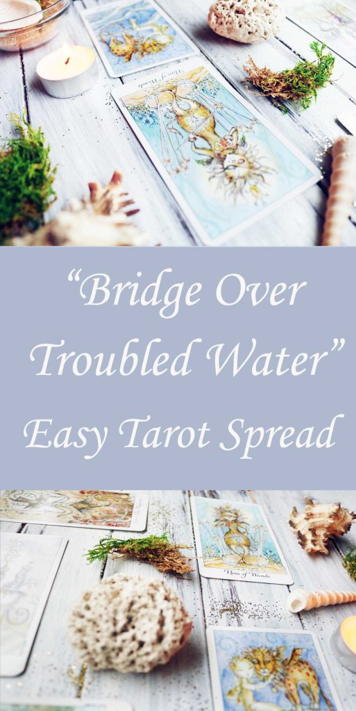 Easy tarot spread for beginners.