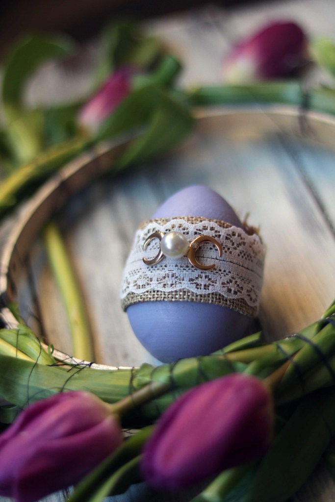 Cute idea to celebrate the spring equinox and ostara!