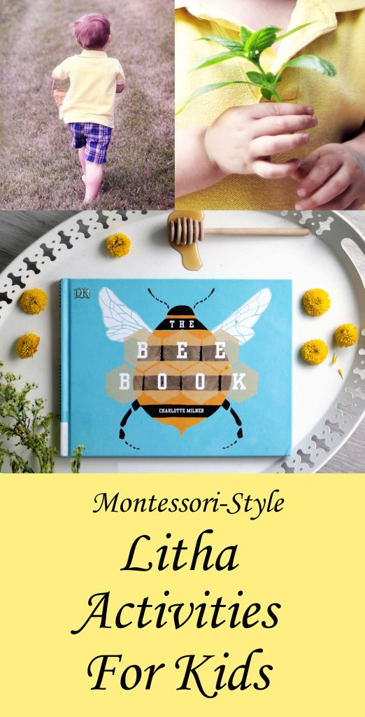 Montessori-based midsummer activities for pagan parents.