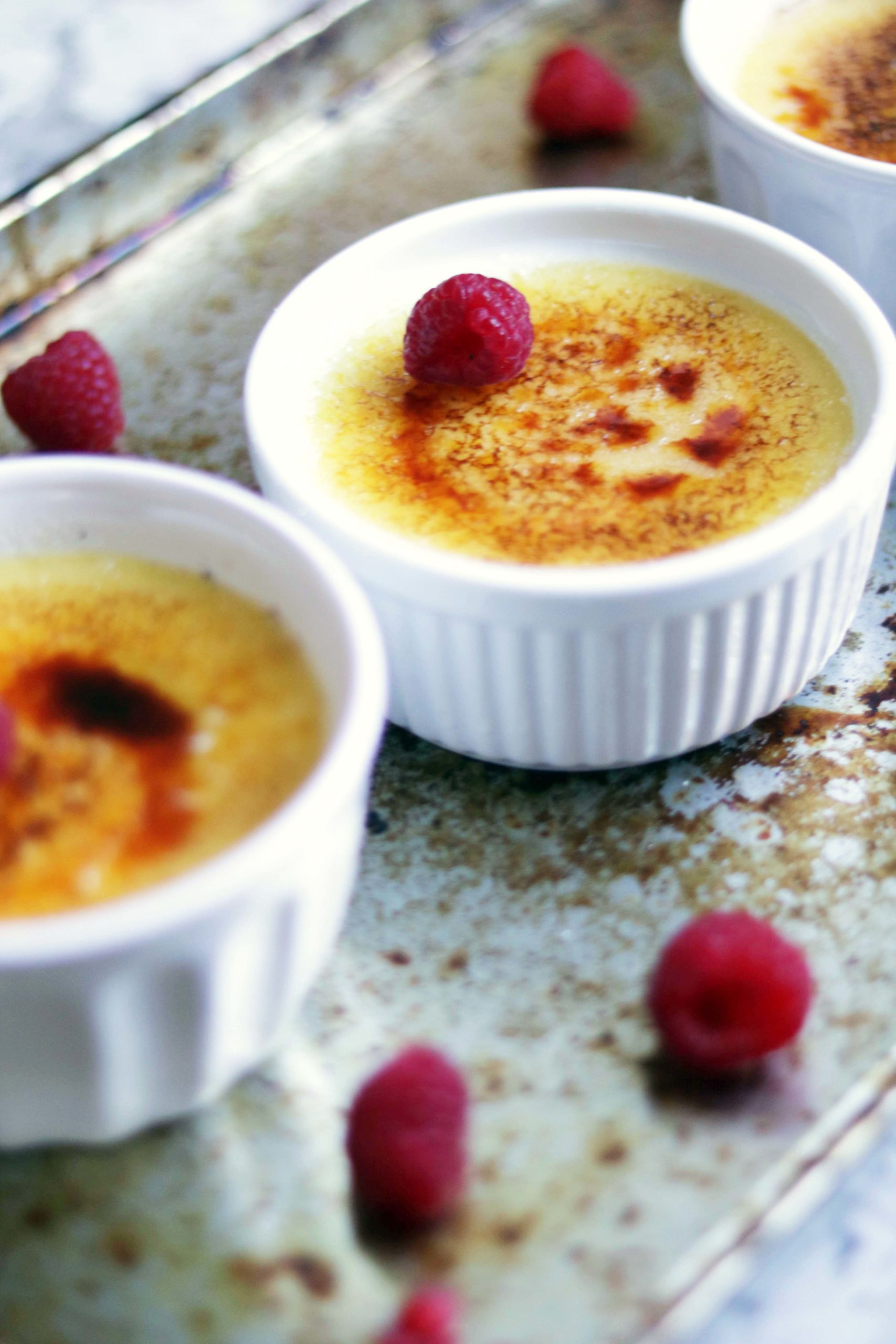 Imbolc White Magic Creme Brulee