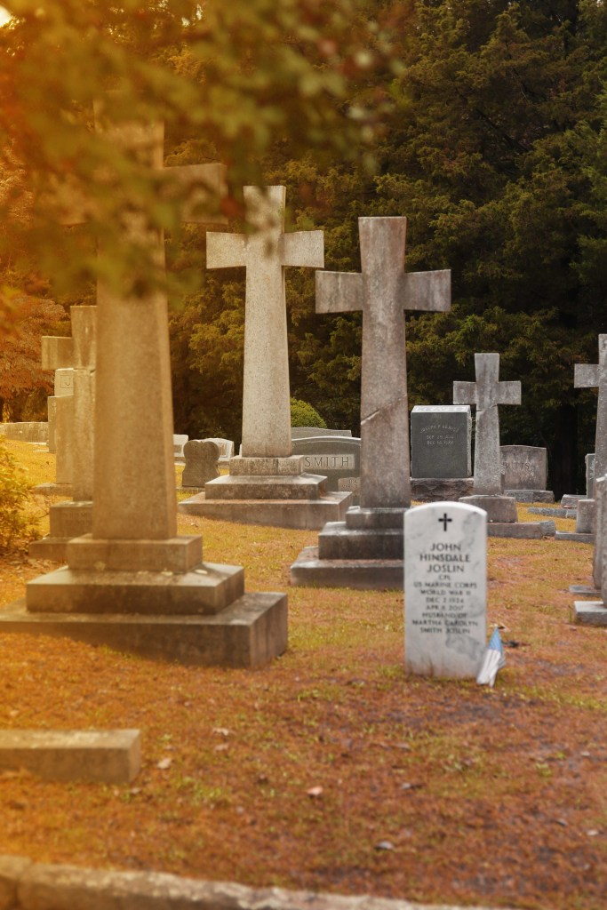 Are cemeteries good places to conduct paranormal investigations?