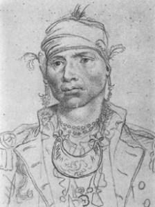 Creek Indianer