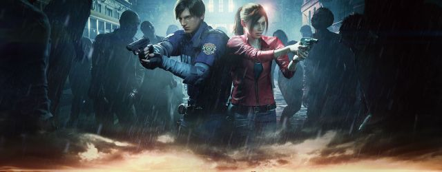 Image for resident evil one shot demo with Leon and Clare