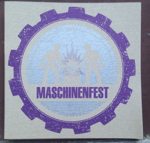 Maschinenfest 2k14 Compilation Double CD