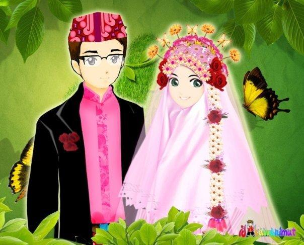 Ucapan Selamat Do A Dalam Pernikahan Islami Mujahid Mutahammis