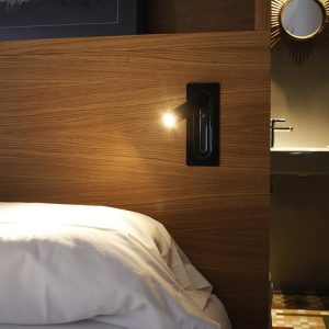 Led tube Wall sconce