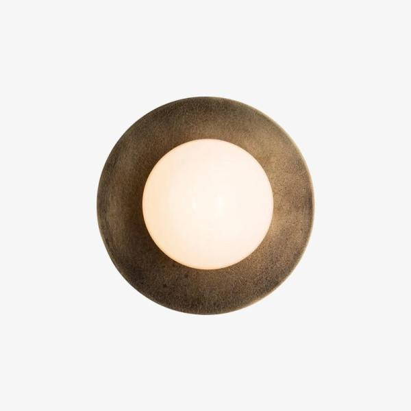 Mini Orb Wall Lamp