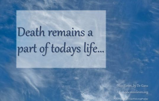 After life…