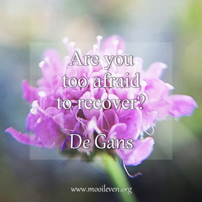 Inspired by Gulara Vincent: healing yourself
