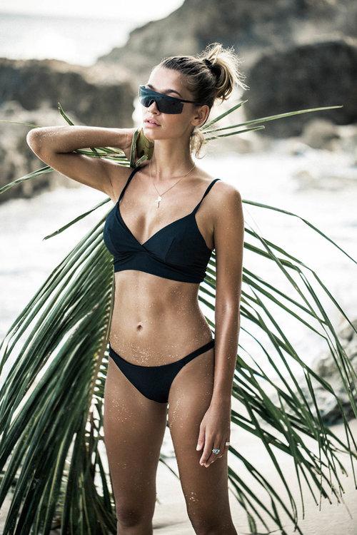 Bikini de la colección Renew Pop Black