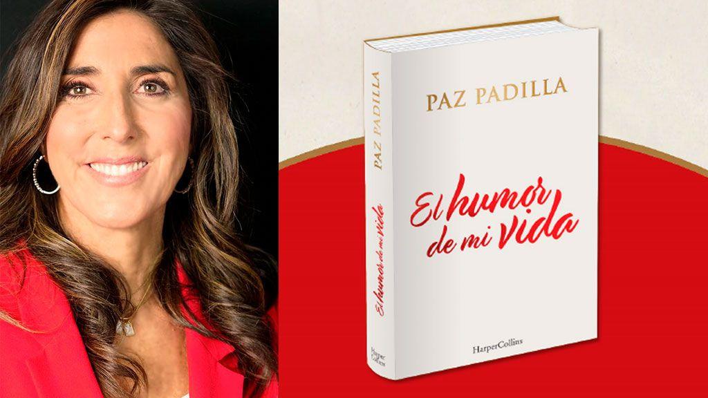 """Libro """"El humor de mi vida"""", de Paz Padilla"""