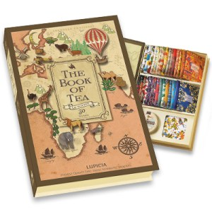 ルピシアTHE BOOK OF TEA LE VOYAGE