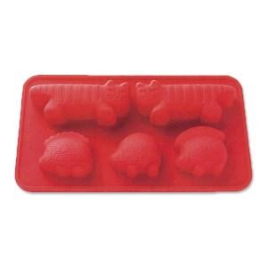 リサラーソンお菓子作り用のシリコン型