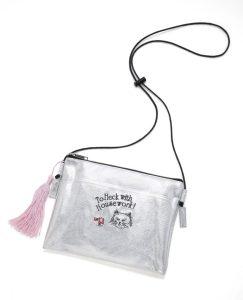 2018年2月発売の付録ャセリーニのバッグ