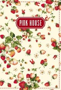 ピンクハウス2019年度手帳