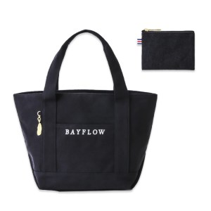 2018年8月発売BAYFLOW BAG & POUCH BOOK付録