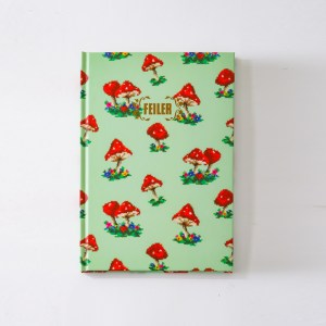 2018年10月発売FEILER70周年記念ムック本付録(緑色)