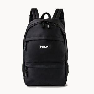 2018年10月発売MILKFEDバックパック黒