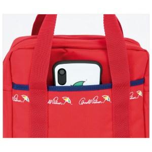 Arnold Palmer SHOULDER BAG BOOK限定赤色バージョン