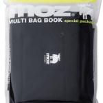 2019年7月発売moz MULTI BAG BOOK special packageセブン−イレブン限定発売