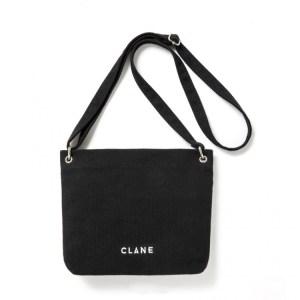 2019年9月発売ムック本CLANE SHOULDER BAG BOOK付録のショルダーバッグ