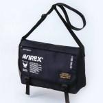2019年11月発売ムック本AVIREX Big Messenger Bag Book付録のバッグ