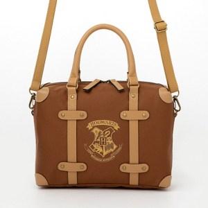 2020年1月発売ムック本Harry Potter トランク風ショルダーバッグBOOKの付録のバッグ
