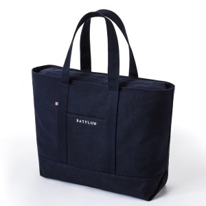 ムック本BAYFLOW BIG LOGO TOTE BAG BOOK付録