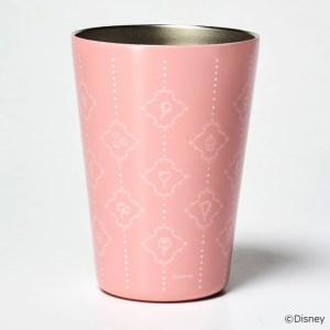 2021年1月発売コンビニ限定ムック本Disney ツイステッドワンダーランド CUP COFFEE TUMBLER BOOK PINK ver.付録
