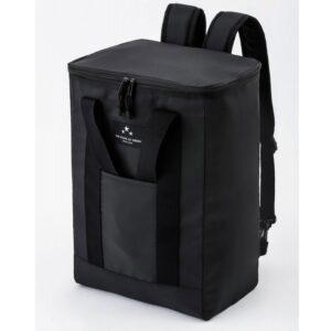 2021年7月発売ムック本付録ちゃりかごサイズの背負える保冷ショッピングバッグ