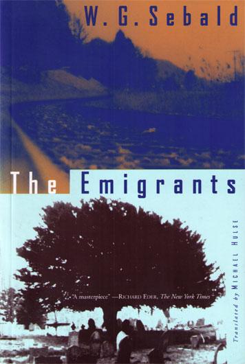 W.G. Sebald The Emigrants
