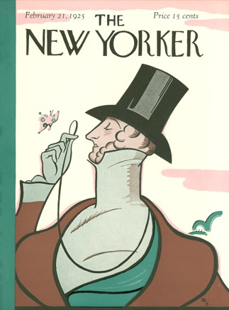 New Yorker Original Cover