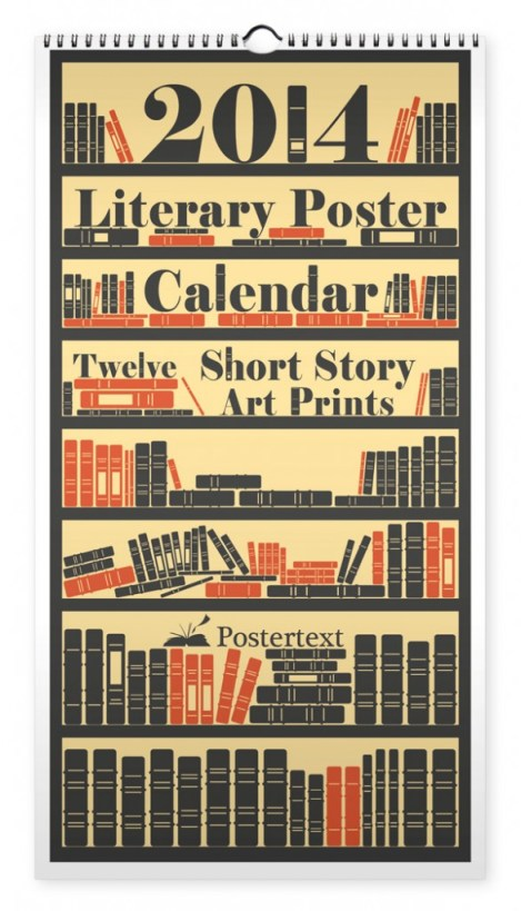 Postertext-2013-literary-calendar-front-cover