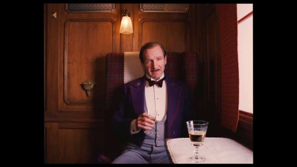 The Grand Budapest Hotel Fiennes Still