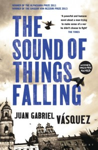 The Sound of Things Falling UK