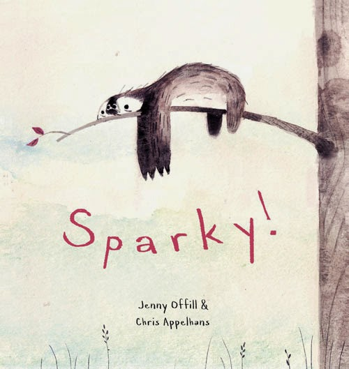 Sparky Cover