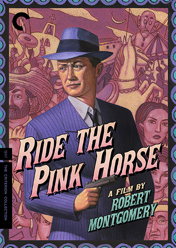 Ride the Pink Horse cover