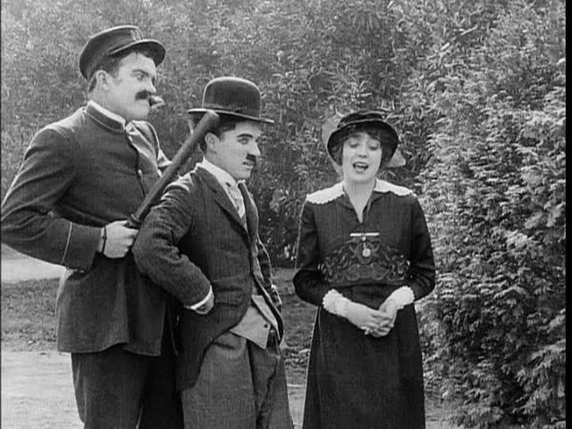 Chaplin at Keystone 3