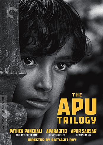 Apu Trilogy Box