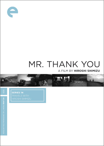 Mr. Thank You Cover